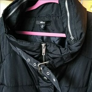 afc6763b2a5 ellos Jackets   Coats - Ellos brand Black Winter Jacket Size 30 32W